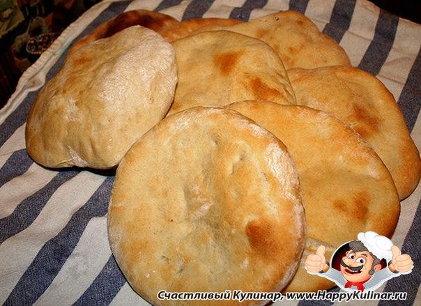Лепешка узбекская без дрожжей рецепт пошагово в
