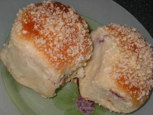 самые пышные булочки рецепт с фото